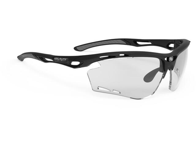 Rudy Project Propulse Occhiali, matte black/impactX 2 photochromic black